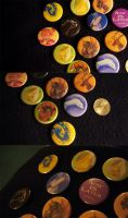 Buttons by Ishaway