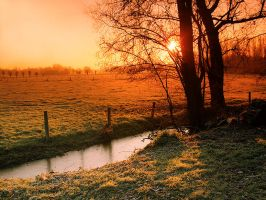 One Cold Morning by jva3