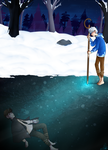 ROTG - The boy in the lake by W-i-s-s-l-e-r