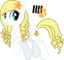 New OC- Soprano Keys by Fluffation