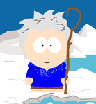 Jack Frost In South Park by VelociPRATTor