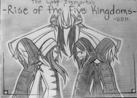 The Last Imm ortals 3-X Rise of the Five Kingdoms by xXNocturnal-SkyesXx