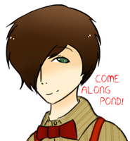 DrWho- Come Along Pond by Granjolras