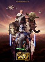 Star Wars: The Clone Wars - Live Action Film by HeresJoeking
