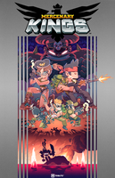 Mercenary Kings Box Art by boutain