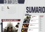 Punto Gamer - Magazine Project [2] by BlueMethamphetamine
