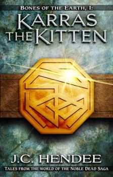 Karras the Kitten (Bones of the Earth Collection) by Noble-Dead-Org