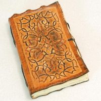 MEDIEVAL ORNAMENT by gildbookbinders