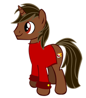 Pony Marron by Names-Tailz