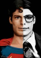In memory of Christopher Reeve - Superman by Musiriam