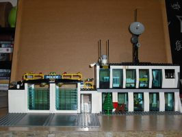 New Police Station 1 by Ienkoron