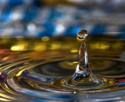 Water Drop 06 by NellyGrace3103