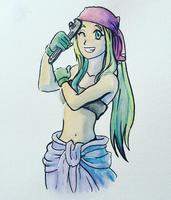Winry Rockbell (For Sale) by PasitheeArt