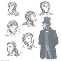 les mis: javerts by simply-irenic