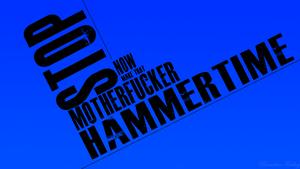 The HAMMERTIME Collection by El3mentGamer