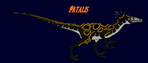 Fatalis redesigned by Steeltalon