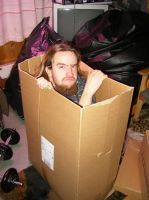 Angry in da box by ReallyAngry