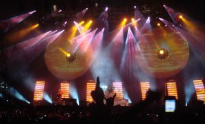 Muse Dublin 2008 by TornIntegral