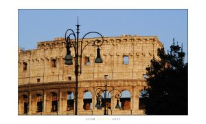 Colosseum 1 by tfsm