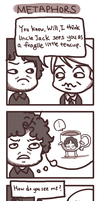 Hannibal Comic - Metaphor by kk130