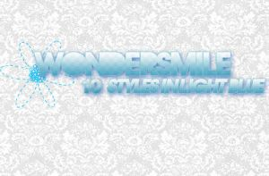 10 light blue Styles by wondersmile