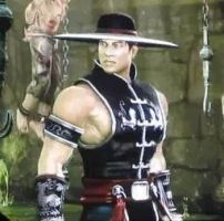Kung Lao of MK9 -PS3- 3 by Princess-Flopy-13