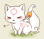 Sleepy Ammy by Hirukio