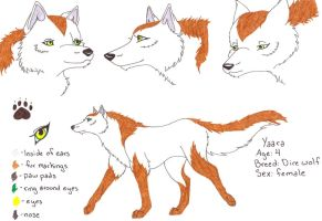 Yaara ref -updated- by CowgrlsPrayer