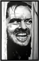 The insanity of Jack Torrance by Lost-in-decay