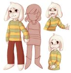 asriel by PastelPyre