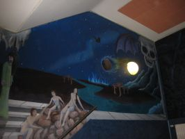 Wall Painting by chitraah