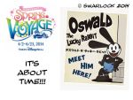 Oswald's First Official Meet And Greet In Japan by swarlock64