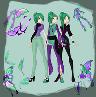 Winx MW OC Auction 8 [SOLD] by KillerGirlFuria