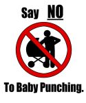 Baby Punching. by Shikamaru47