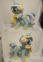 My little pony lyra heartstrings plush by Little-Broy-Peep