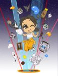 Portal 2 Grossly Cute by workparty