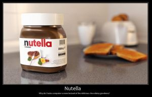 Nutella by MidevalExponents2sqr