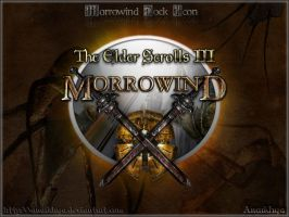 Morrowind Dock Icon by Anarkhya