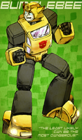 Bumblebee by amtkrs