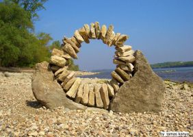 stone circle in hungary by tamas kanya by tom-tom1969