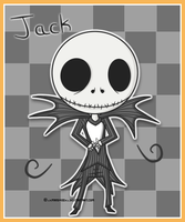 Jack Skellington by xXMandy20Xx