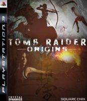 Tomb Raider: Origins Box Art by lovechin88