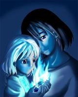 Howl's heart by natale
