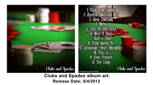 Clubs and Spades album art by furrgroup