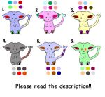 Baby Espeon Point Adoptables by xEeveeLover