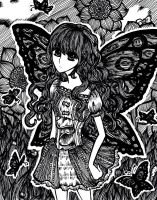 :YOU-cee: Butterfly by YOU-cee