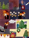 Brick's Best Christmas Ever! Page 1 by Darth-Brick