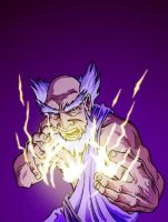 Zeus Power-up by Andy-Pandy