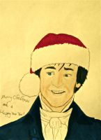 Mr. Darcy Wishing YOU... a Merry Christmas by Shadowhunter97