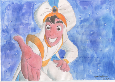 I Can Show You The World - Aladdin by themagicofpotter